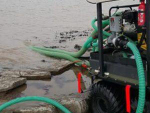 Make sure pumps are part of your defence scheme