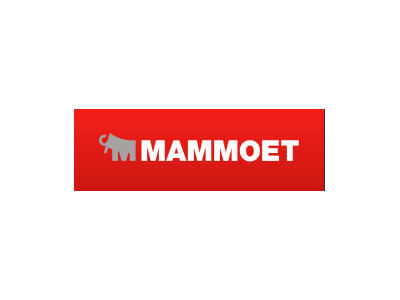 Mammoet : Our Clients   Charter Boat Services