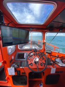 Read more about the article Wells to Denmark Cable route survey – May 2020